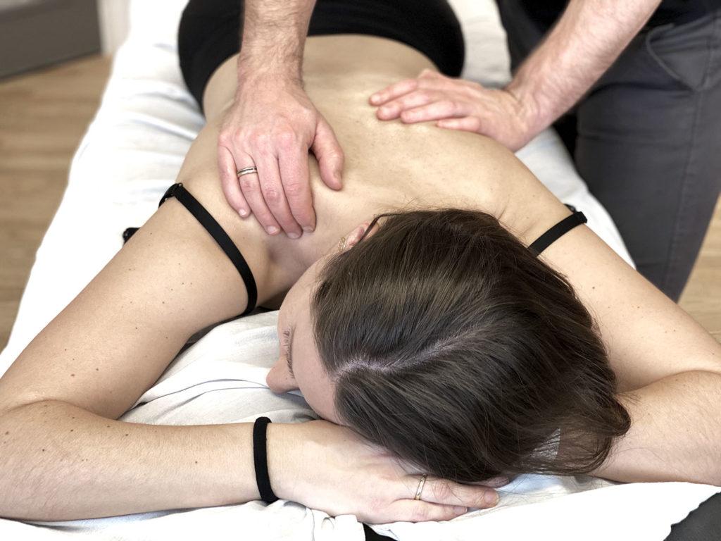 Massage | FysioDanmark Randers