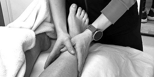 Lymfedrænage massage | FysioDanmark Randers