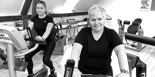 Træningscenter | FysioDanmark Randers