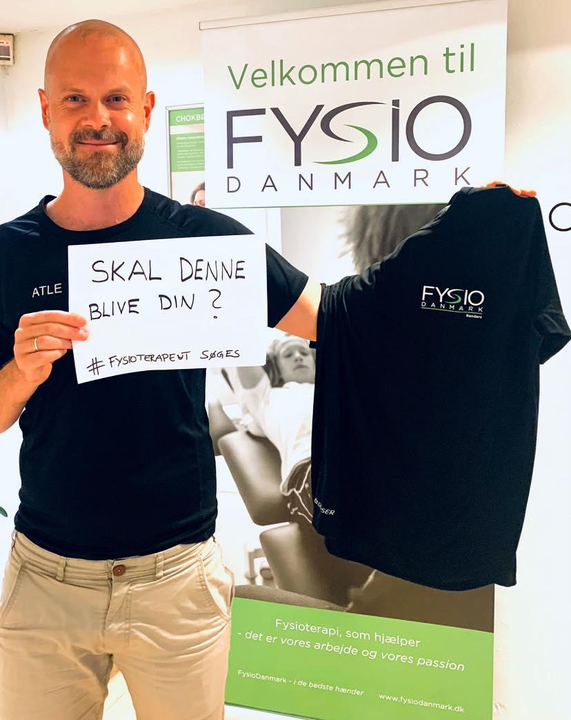 Job | FysioDanmark Randers