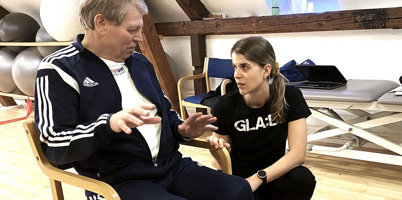 GLAD hofte/knæ | FysioDanmark Randers