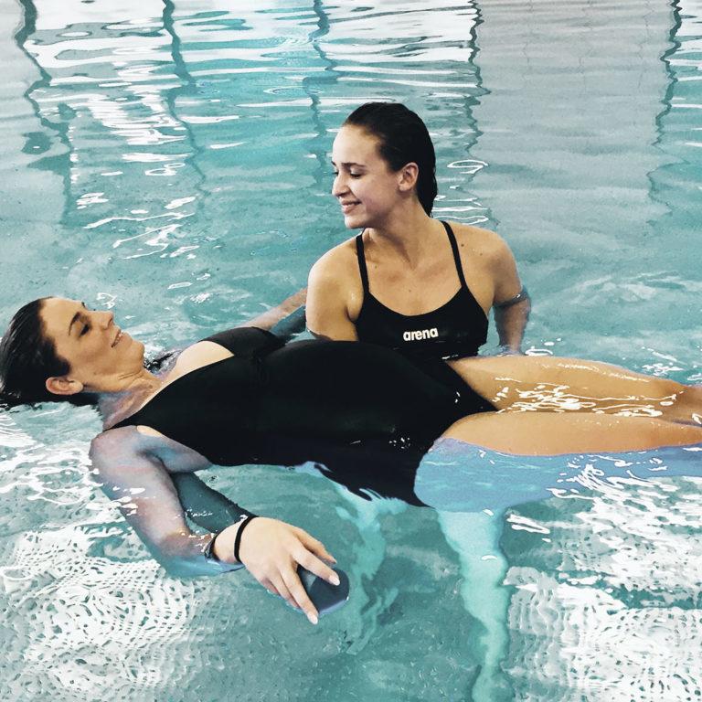 Graviditetstræning i bassin | FysioDanmark Randers