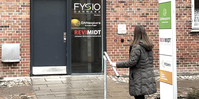 Indgang | FysioDanmark Randers