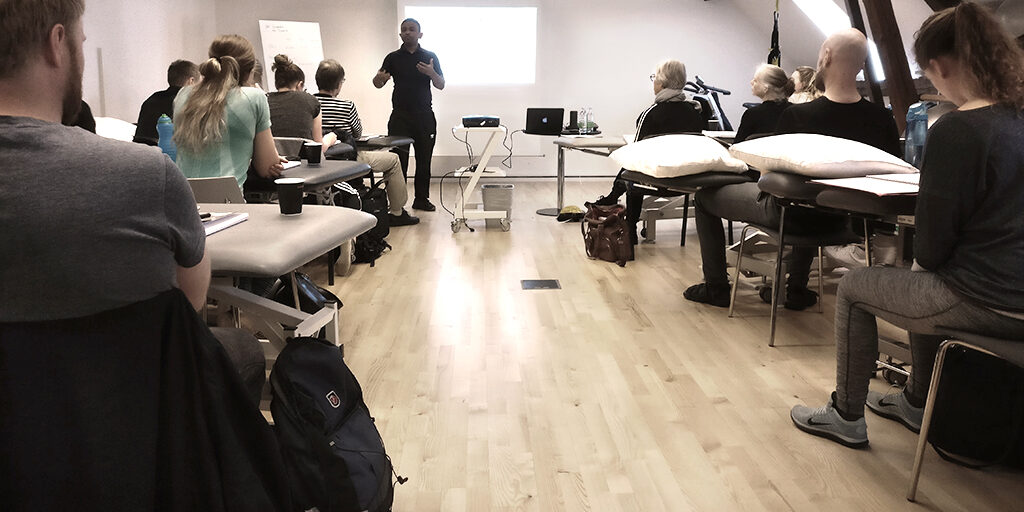 Kursus for fysioterapeuter | FysioDanmark Randers