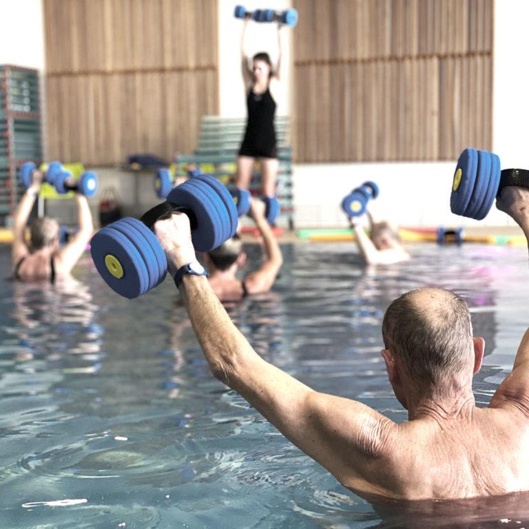Bassin træning | FysioDanmark Randers