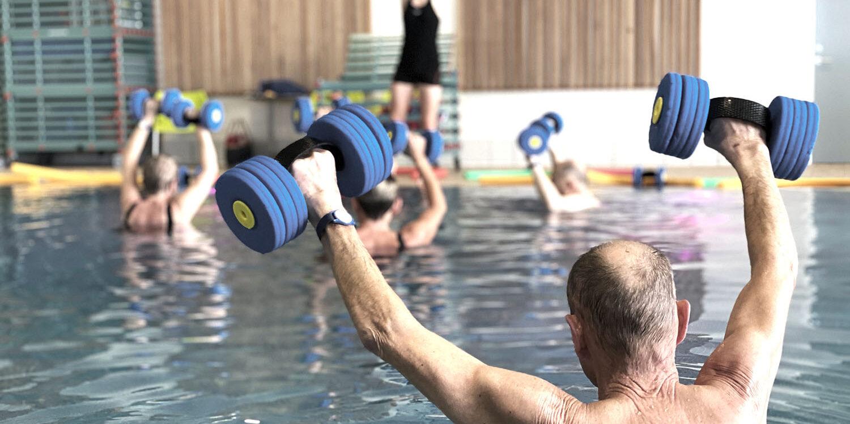 Holdtræning – Bassin træning | FysioDanmark Randers