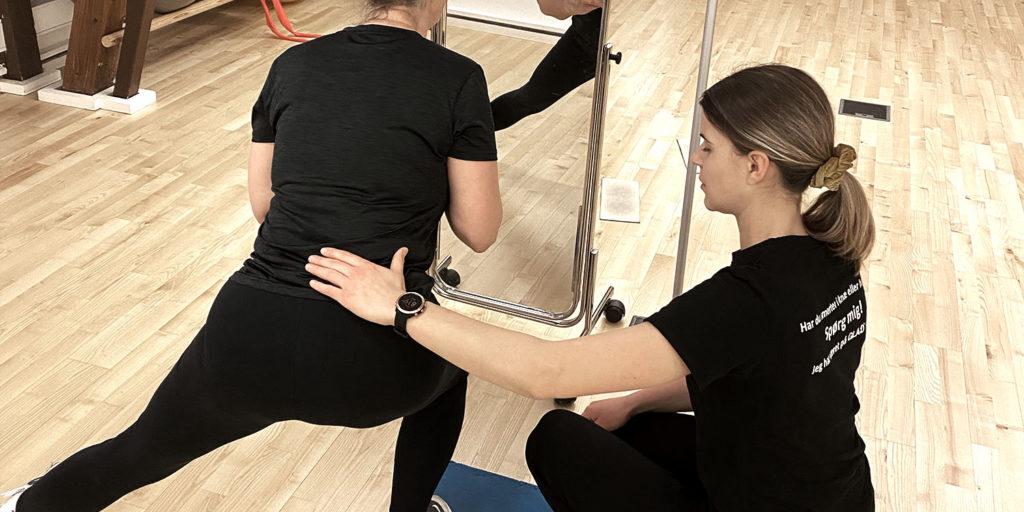 GLAD hofte/knæ   FysioDanmark Randers