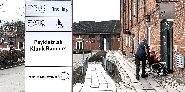 Handicapvenlig klinik | FysioDanmark Randers