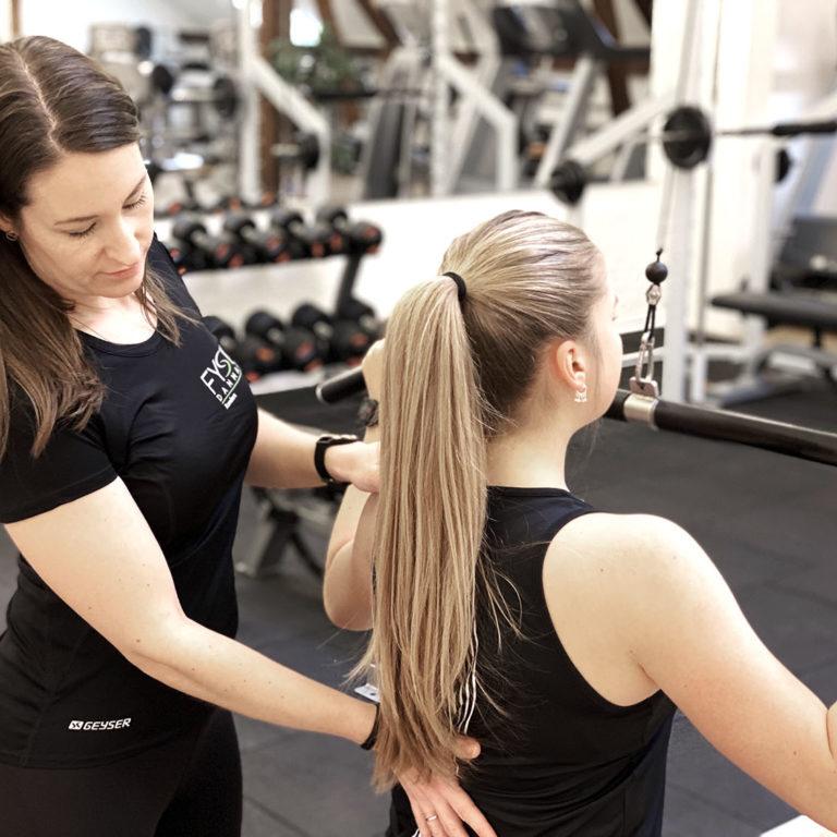 Personlig træning | FysioDanmark Randers